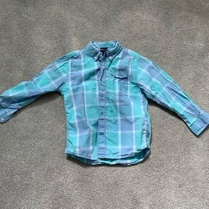 Boys Tommy Hilfiger dress shirt size 5